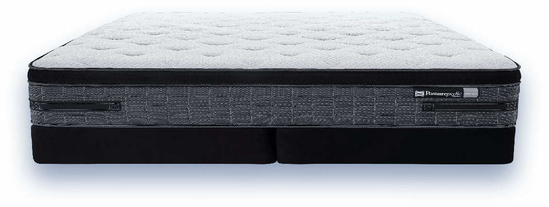 Mattresses of Sealy Extraordinary collection highlight the outstanding taste with the eternal, deep and mysterious quality.